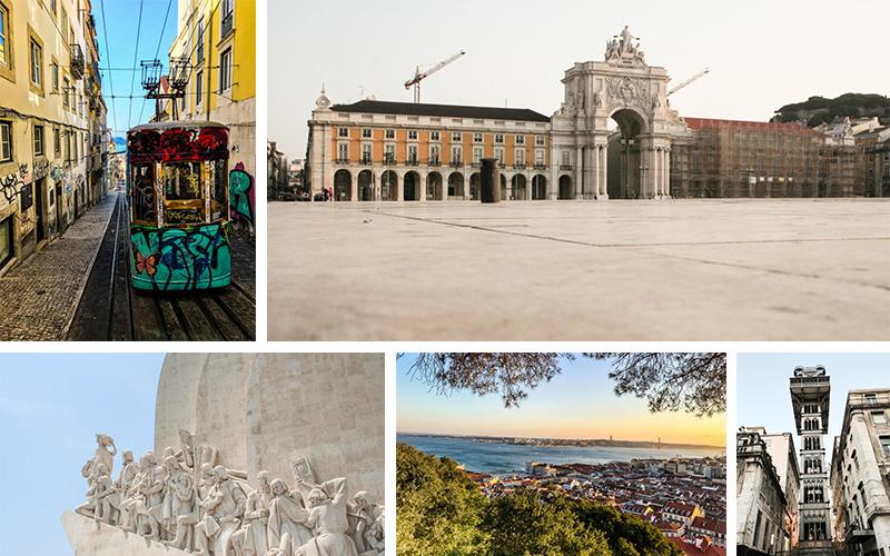 Overview Lisbon