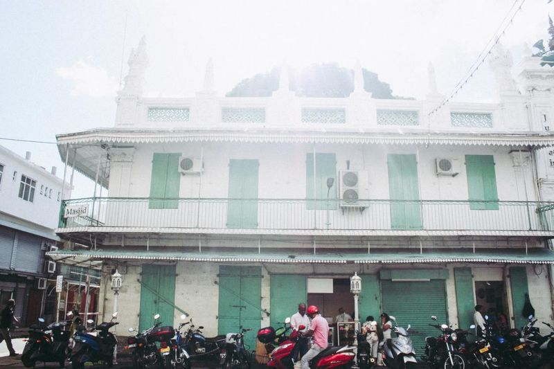 Jummah Moschee in Port Louis