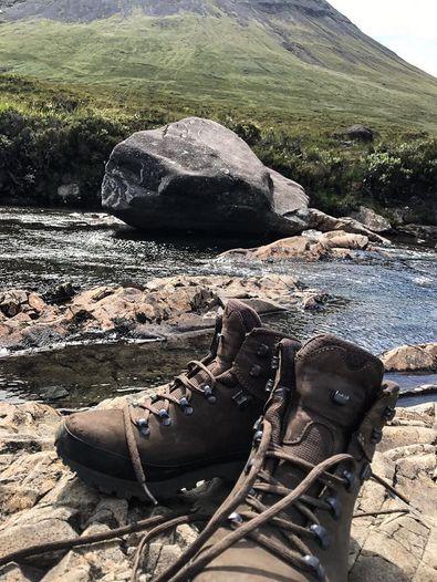 Wandern auf Isle of Skye