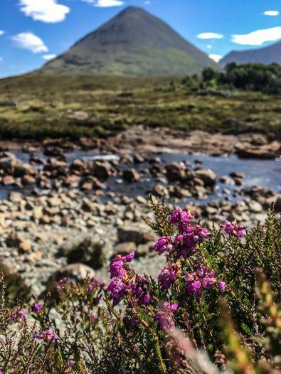 Landschaft auf Isle of Skye