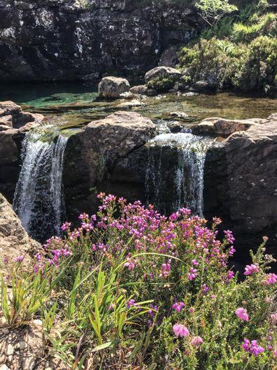 Eine Wanderung in Schottland