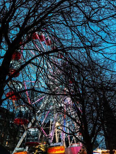 Riesenrad in Edinburgh