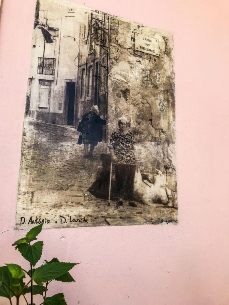 Fotoprojekt in Lissabon