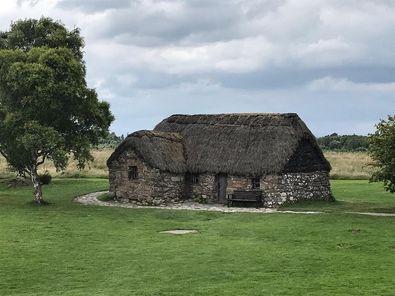 Haus am Culloden Battlefield