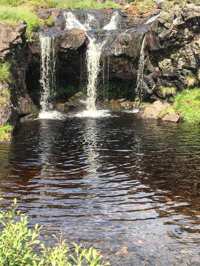 Fairy Pools auf Isle of Skye